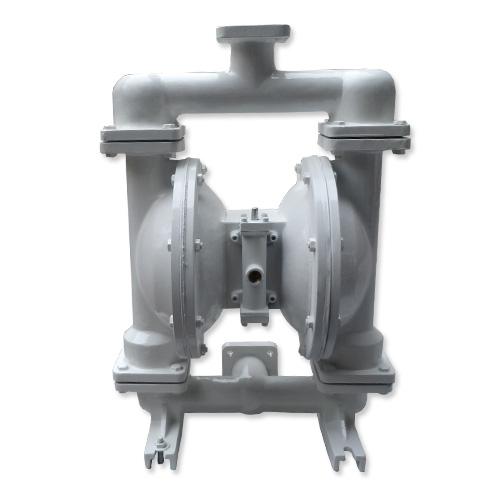 气动隔膜泵工作原理及特点